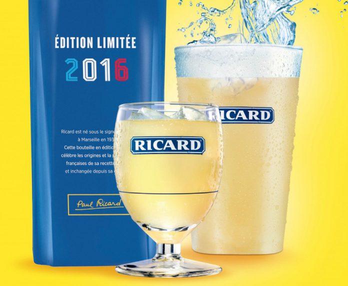 Edition Limitée Ricard été 2016