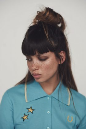 Collection capsule Fred Perry x Bella Freud