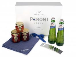 Coffret Edition limitée Peroni été 2016