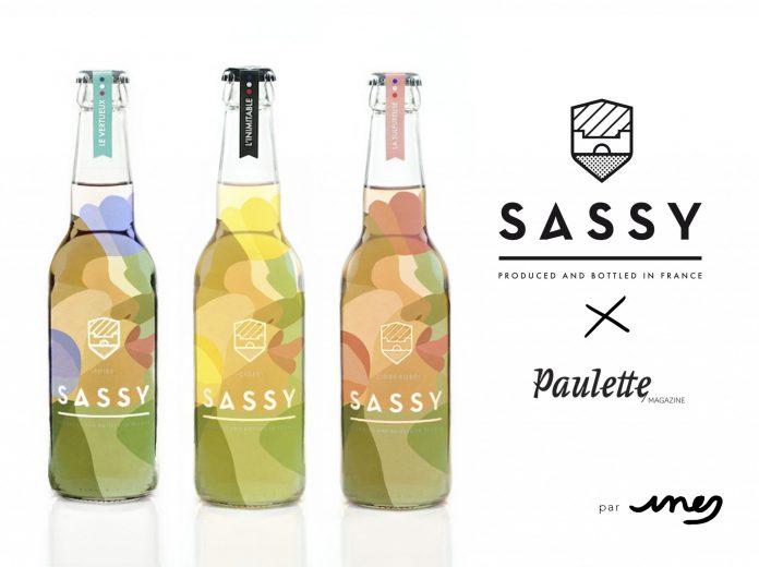 Paulette Sassy Cidre