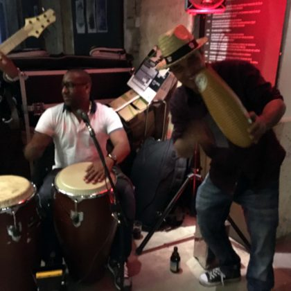 Havana au Café A - été 2016