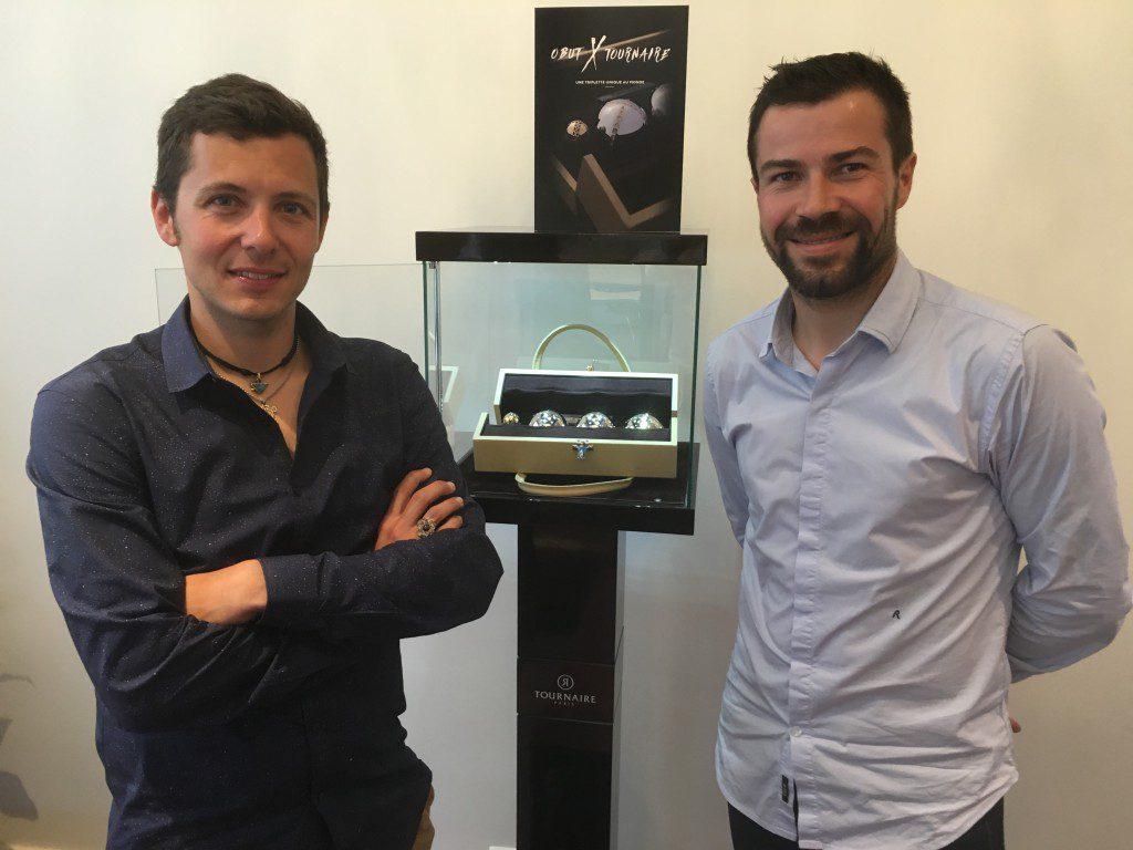 Mathieu Tournaire et Romain Souvignet - crédit photo F. Blay