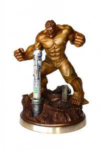 S.T. Dupont x Marvel Hulk Ultra Exclusive stylo vue de devant