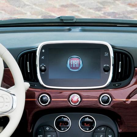 Édition exclusive Fiat 500 Riva