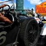 Arrivee rally Peking to Paris 2016 - photos FB-marking