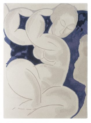 Cariatide - Amadeo Modigliani - Credit Art Digital Studio