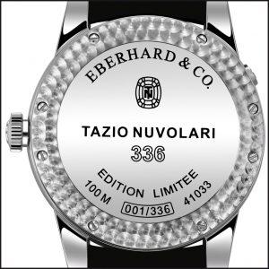 TAZIO NUVOLARI 336 par Eberhard & Co