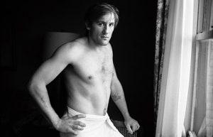 Gérard Depardieu photographié par Dominique Issermann