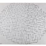 Jetée et Océan - Piet Mondrian - Credit Art Digital Studio