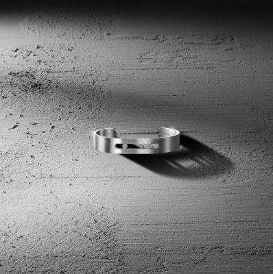 Bracelet Messika Move Titanium naturel