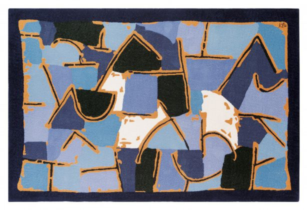 Nuit Bleue - Paul Klee - Credit Art Digital Studio