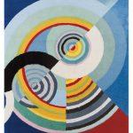 Rythme 3 - Robert Delaunay - Credit Art Digital Studio