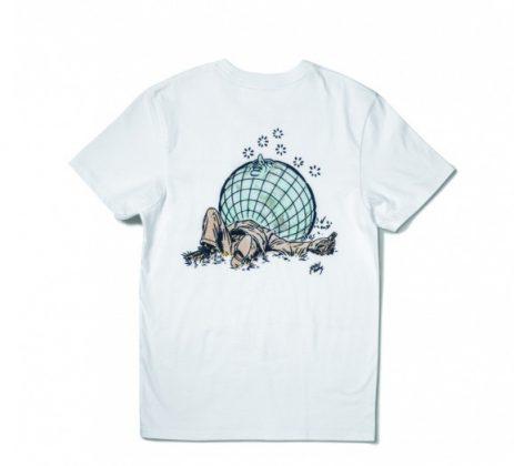 vans robert williams tee-shirt