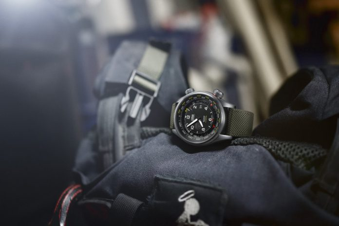 Oris x GIGN collection