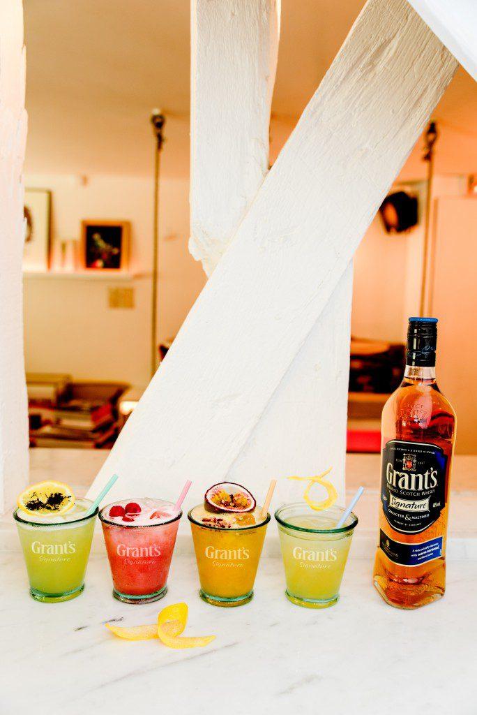 rant's x Lavomatic : cocktails