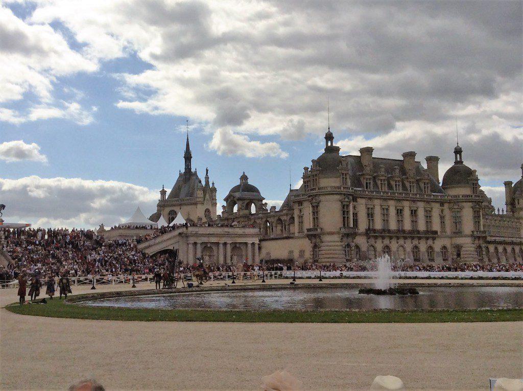 Art et élégance - Chantilly