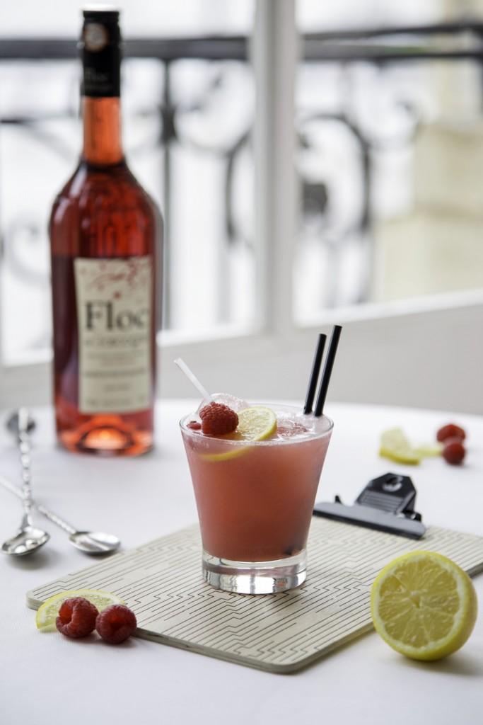 Cocktail Fu Manchu Floc de Cascogne