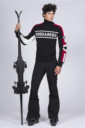 Dsquared Ski chez Bernard Orcel