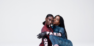 Premiers visuels H&M x Kenzo