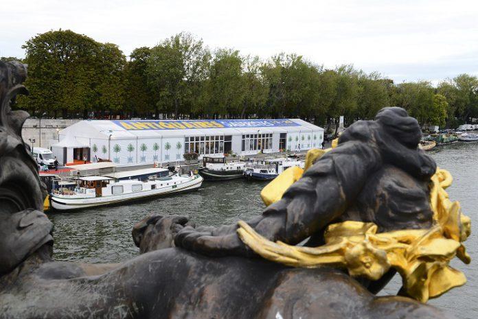 Salon Antiquaires et Galeristes Pont Alexandre III
