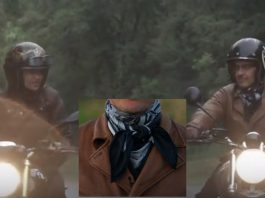 Foulard BMW Motorrad by A Piece of Chic