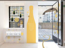 Pöpup-store Champagnes des Vignerons