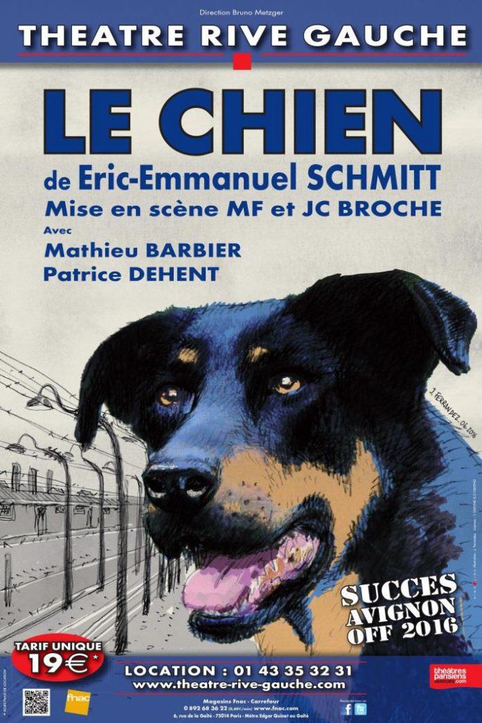 Le chien d'Eric-Emmanuel Schmitt