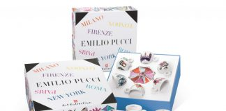 illy Art Collection Emilio Pucci