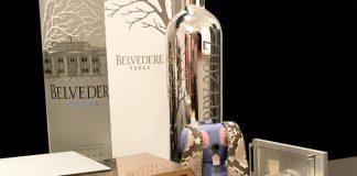 Belvedere vodeka magnum Edition limitée