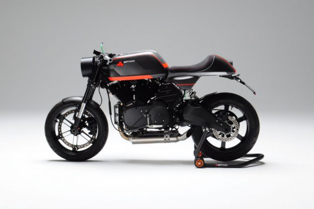 Bottpower XC1 Café Racer