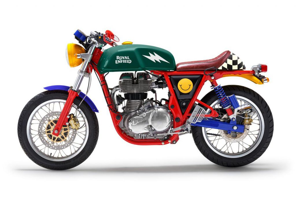 Royal Enfield Continental GT Edition limitée