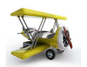 Flytastic airplane