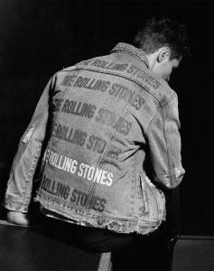 Zara x Rolling Stones