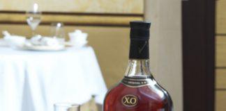 Menu Hennessy au Shangri-La Hôtel Paris