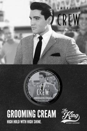 American Crew x Elvis Presley