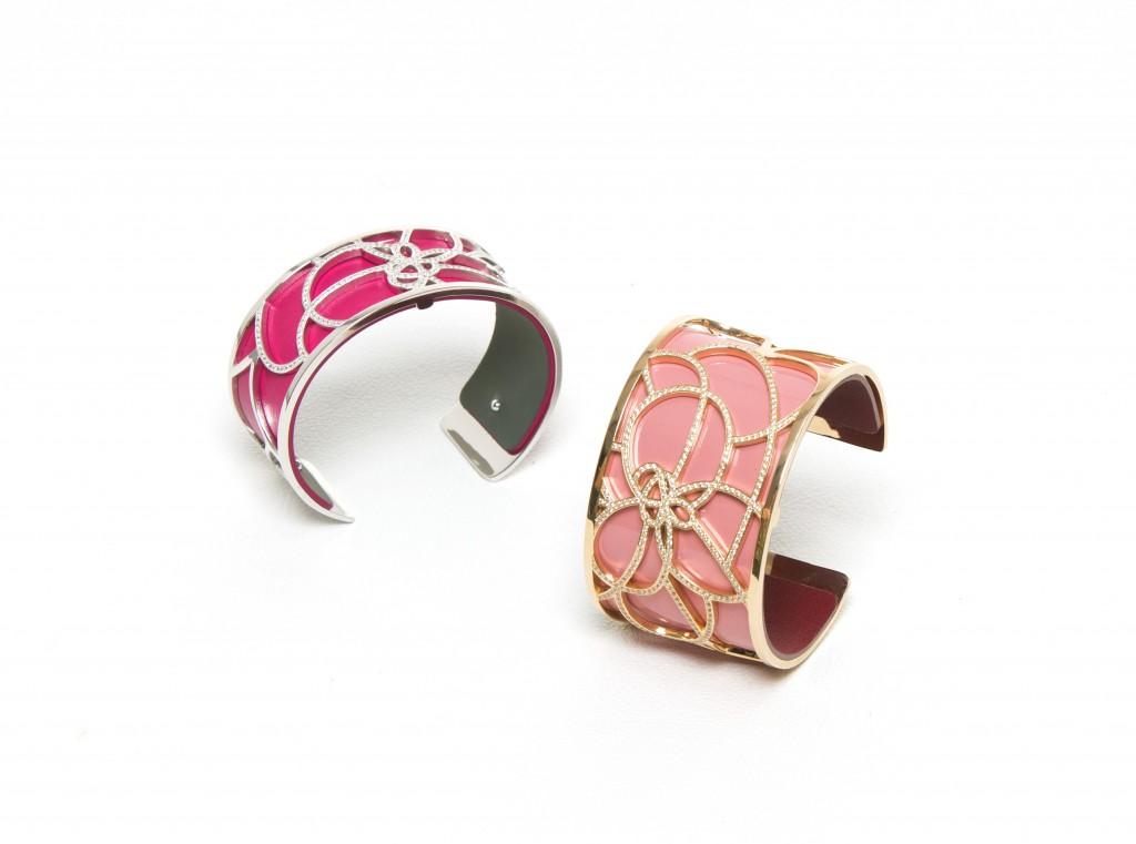 Bracelets d\u0027inspiration florale en édition limitée « spécial Saint,Valentin  » \u2013 Les Georgettes Paris