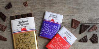 Trio st Valentin - Le Chocolat français
