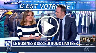 Capsule-Collections sur BFMTV