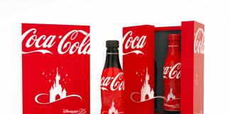 Capsule Coca-Cola x 25ans Disneyland Paris