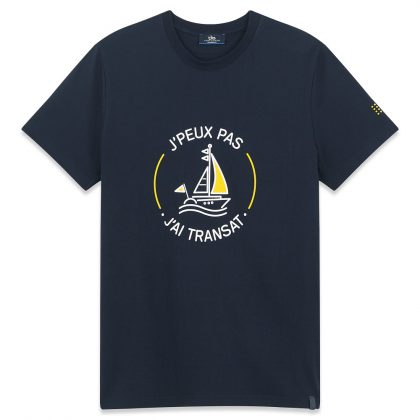 Collection capsule T-shirt humour marin TBS