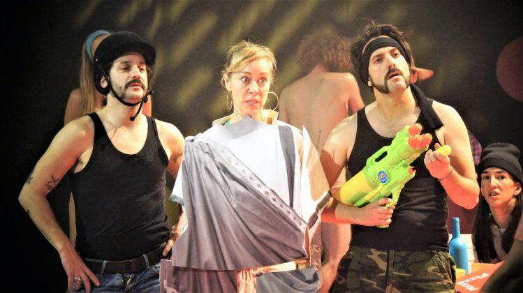 Don Juan La Comédie presque française