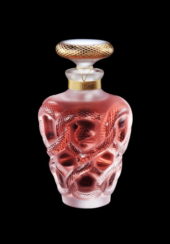 Parfum séduction Edition limitée 2018 Lalique