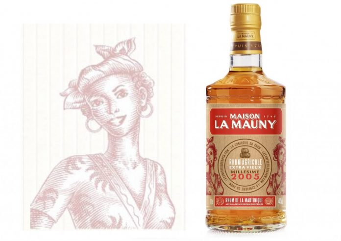 Maison La Mauny Edition Limitée Confrérie 2005
