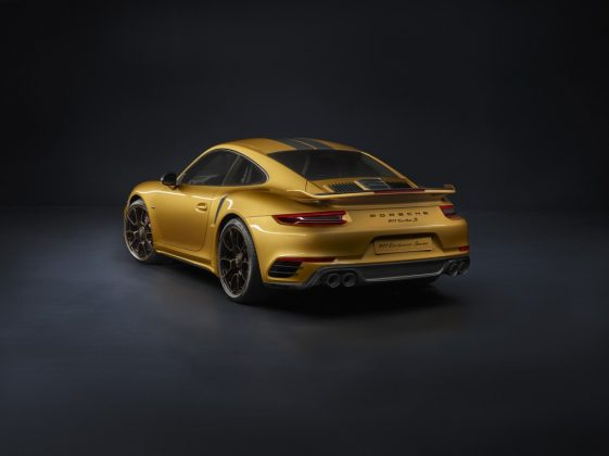 911 Turbo S Exclusive Series