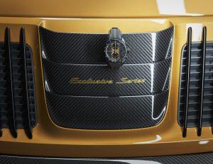 Chronographe Porsche 911 Turbo S Exclusive Series