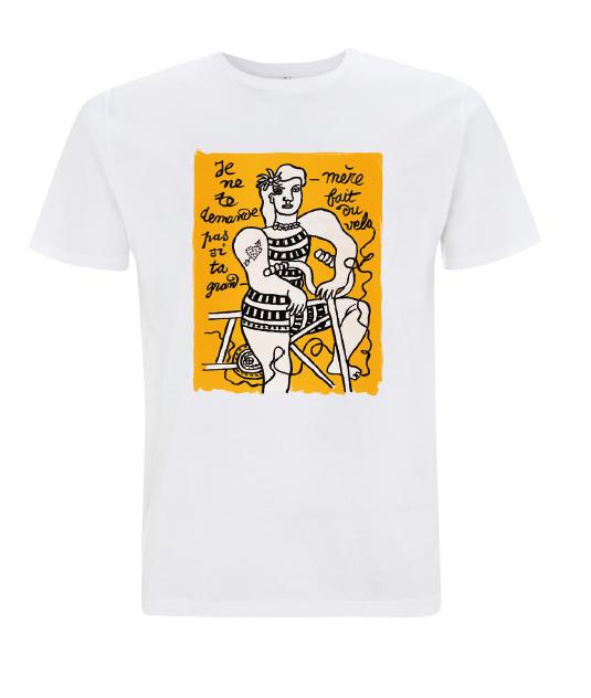 Tee-shirt Franand Léger x Tour de France 2017