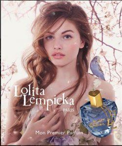 Thilane Blondeau - @lolitalempickaofficial by #jeanbaptistemondino - Mon premier parfum