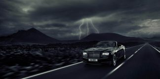 cabriolet Dawn Black Badge de Rolls-Royce
