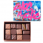 Coffret Attention Chocolat Choc is Chic La Maison du Chocolat X Nasty