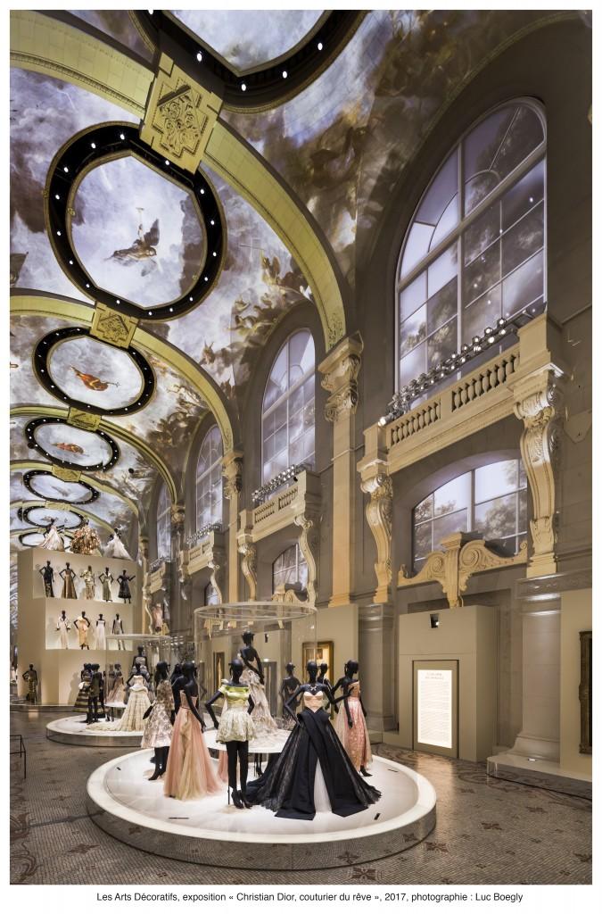 Expo Christian Dior Arts Decoratifs
